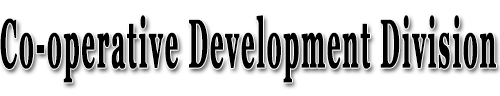 Cooperative Development Division