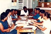 Co-operative Meeting - archive pic